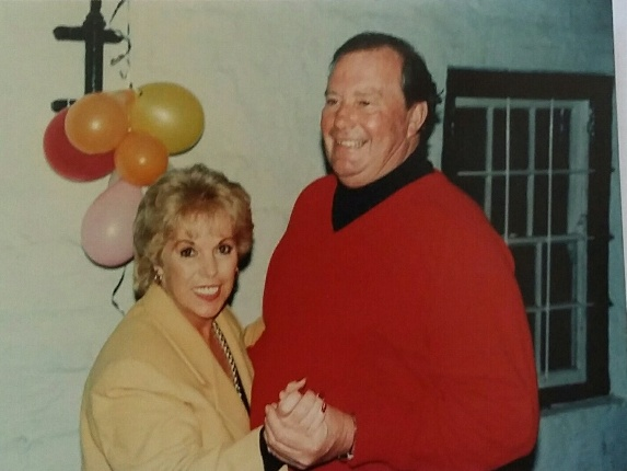 The late Mark and Anne Rushton.